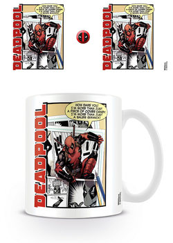 Deadpool - Off The Page Mug