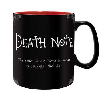 Cup Death Note