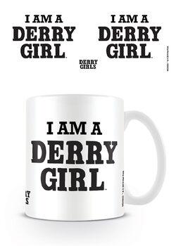 Derry Girls - I Am A Derry Girl Mug