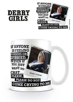 Derry Girls - Sister Michael Mug