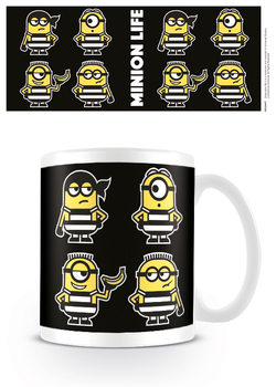 Despicable Me 3 - Minion Life Quad Mug
