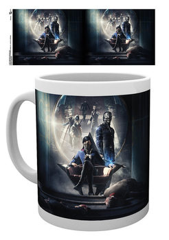 Dishonored 2 - Throne Mug
