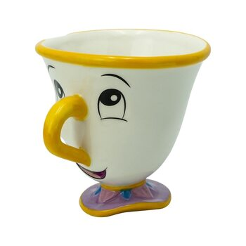 Disney - Beauty and the Beast Chip Mug