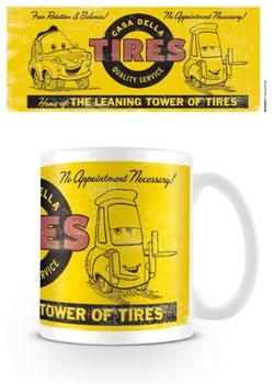 Disney Pixar - Cars Casa Della Tires Wrap Mug