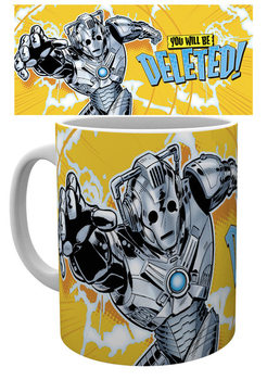 Doctor Who - Cybermen Mug