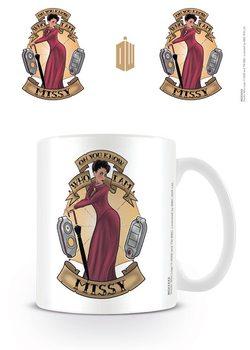 Doctor Who - Missy Tattoo Mug