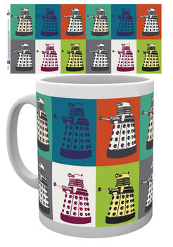 Doctor Who - Pop Art Mug
