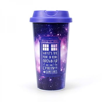Dr Who - Galaxy Mug