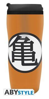 Travel mug Dragon Ball - Kame