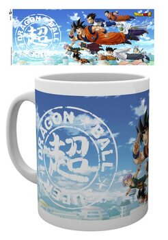 Dragon Ball - Super Flying Mug