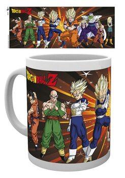 Dragon Ball Z - Z Fighters Mug