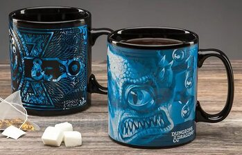 Dungeons and Dragons Mug