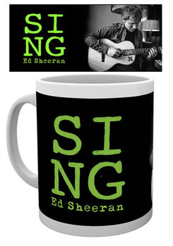 Ed Sheeran - Close Up Mug