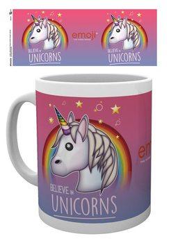 Emoji - Believe in Unicorns Mug