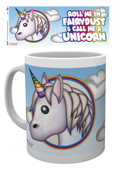 Emoji - Unicorn Fairy Dust Mug