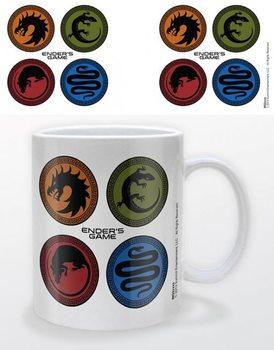 Ender's game - icons Mug