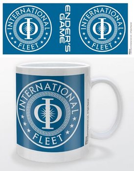 Ender's game - international fleet Mug