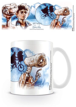 ET - ET & Elliott Illustration Mug