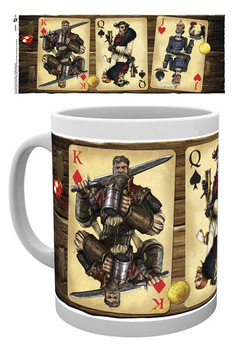 Fable - Hero Cards Mug
