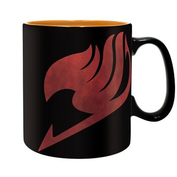 Cup Fairy Tail - Lucy, Natsu, Emblem