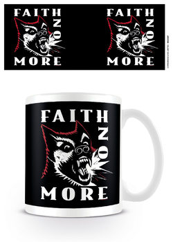 Faith No More - Wolf Mug
