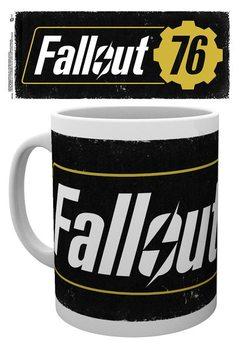 Fallout 76 - Logo Mug