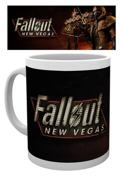 Fallout: New Vegas - Cover Mug