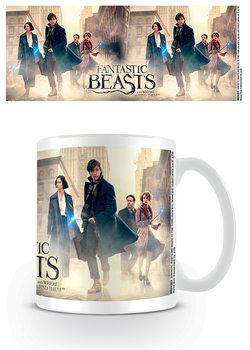 Fantastic Beasts - New York Streets Mug