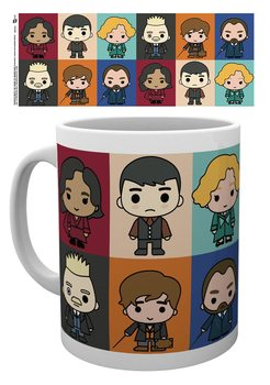 Fantastic Beasts: The Crimes Of Grindelwald - Chibi Characters Mug