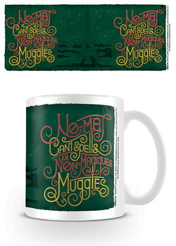Fantastic Beasts The Crimes Of Grindelwald - Les Non Magiques Mug