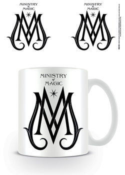 Fantastic Beasts The Crimes Of Grindelwald - Ministry of Magic Mug