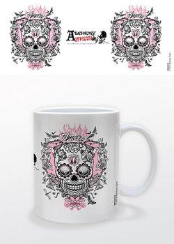 Fantasy - Amore Skull, Alchemy Mug