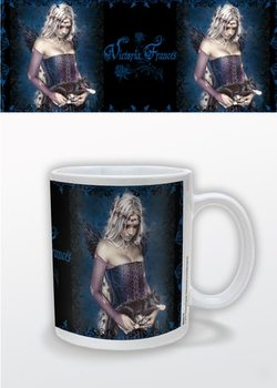 Fantasy - Angel of Death, Victoria Frances Mug
