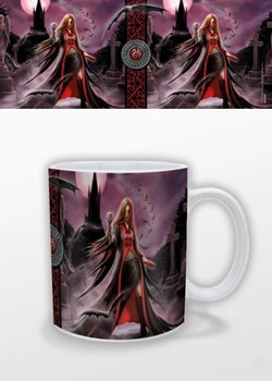 Fantasy - Blood Moon, Anne Stokes Mug