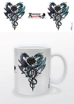 Fantasy - Caduceus Rex, Alchemy Mug