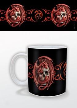 Fantasy - Skull Embrace, Anne Stokes Mug