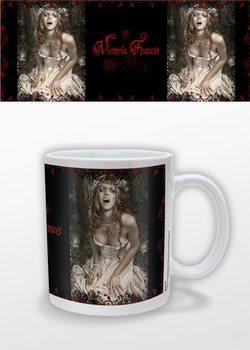 Fantasy - Vampire Girl, Victoria Frances Mug