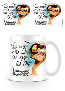 Fear and Loathing in Las Vegas - Too Weird To Live Mug
