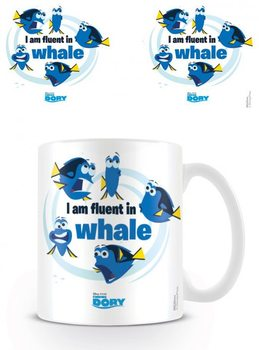 Finding Dory - I Am Fluent In Whale Mug