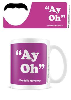 Freddie Mercury - Ay-Oh Mug