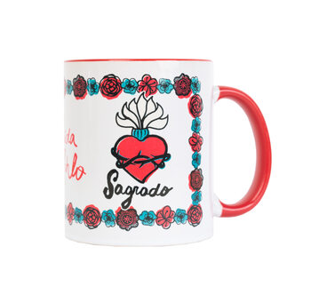 Cup Frida Kahlo - Passion