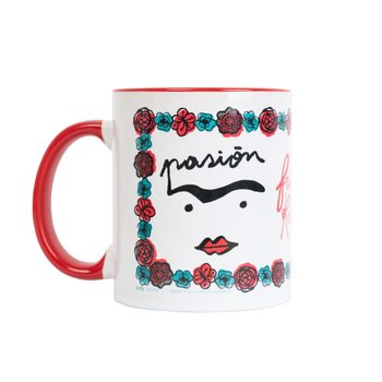 Frida Kahlo - Passion Mug