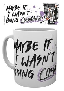 Friends - Commando Mug