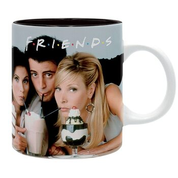 Cup Friends - Vintage Photo