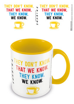 Friends - We Know Mug