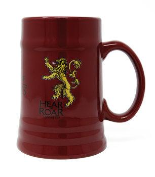Game Of Thrones - House Lannister Mug