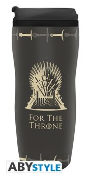 Travel mug Game of Thrones - Iron Throne