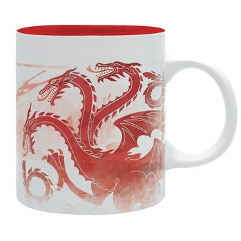 Game Of Thrones - Red Dragon Mug