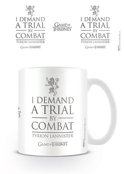 Game Of Thrones - Trial By Combat Mug