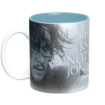 Game Of Thrones - You Know Nothing Mug